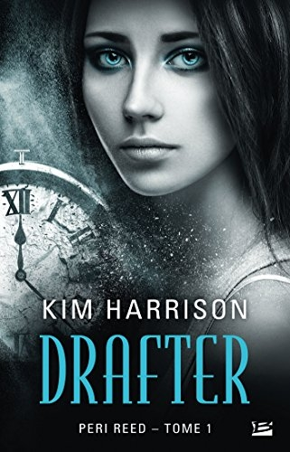 HARRISON Kim - PERI REED - Tome 1 : Drafter Couv4810
