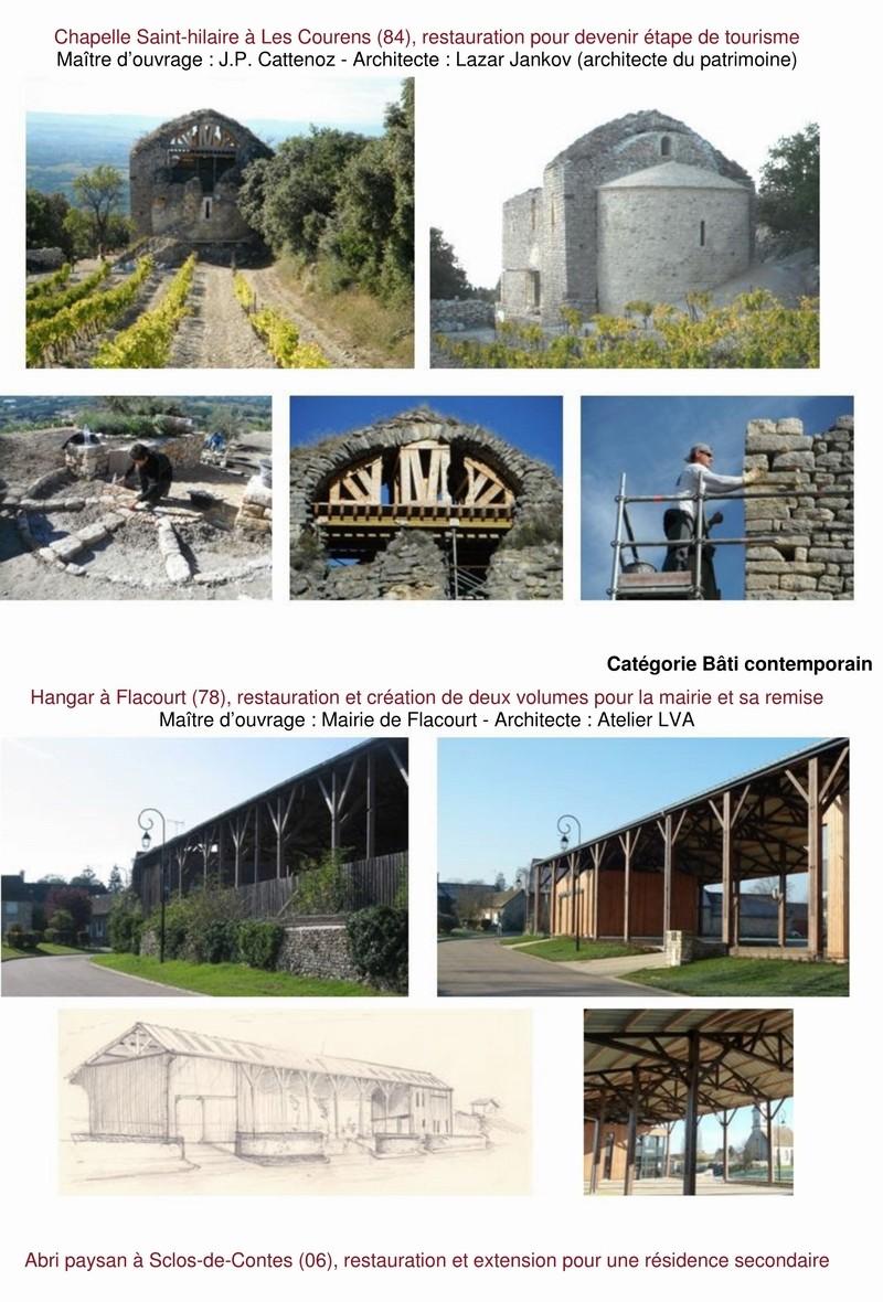 """9 lauréats pour le prix """"Architecture & Patrimoine"""" de Maisons Paysannes de France 4_copi13"""