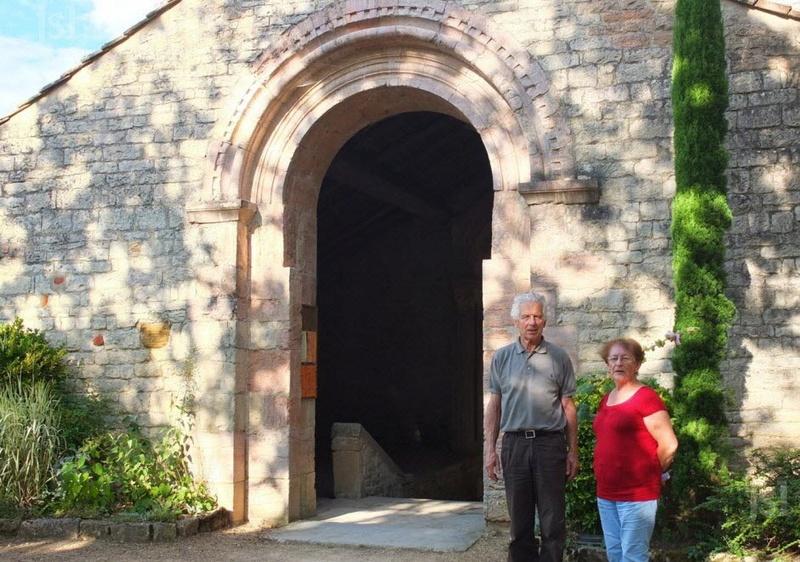 LE VILLARS - BÉNÉVOLES DU PATRIMOINE Les Amis du Villars sont prêts à raconter leur village Bernar10