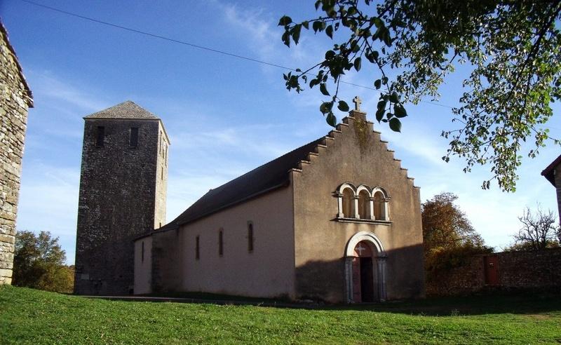EGLISE SAINT MARTIN A CHATEAU dossier Fondation du Patrimoine en cours Eglise12
