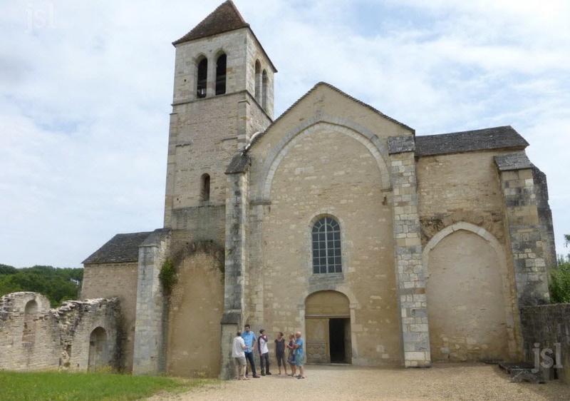 CHAPAIZE Notre Dame de Lancharre a trouvé ses Amis L-egli10