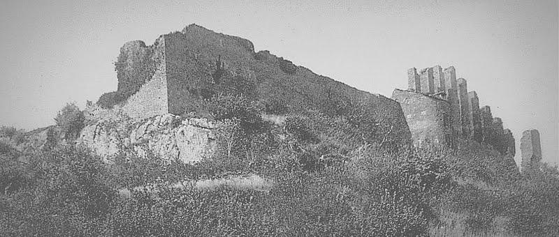 PATRIMOINE Lournand: un château à sauver  L'association Castrum Lordo et sa quarantaine de membres entendent redonner vie au site du château de Lourdon et d'y permettre des recherches. Lourna10