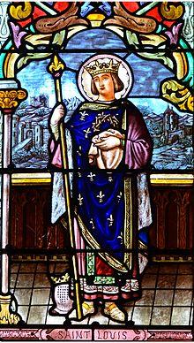 Prions pour la France grâce à l'intercession de saint Louis 220px-10