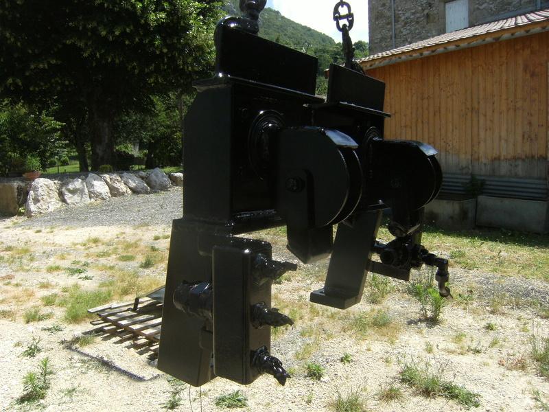 MB Trac 1500 Forestier (ex-Ardéch'Trac) Photo_26