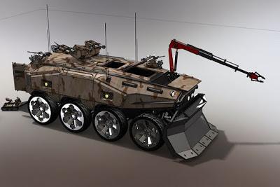 Armée Britannique/British Armed Forces Futuri10
