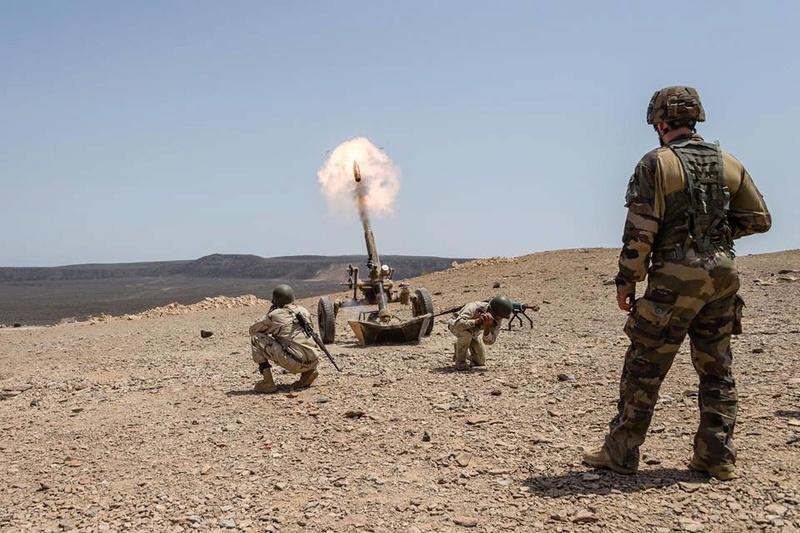 Armée djiboutienne / Djibouti National Army - Page 3 5425