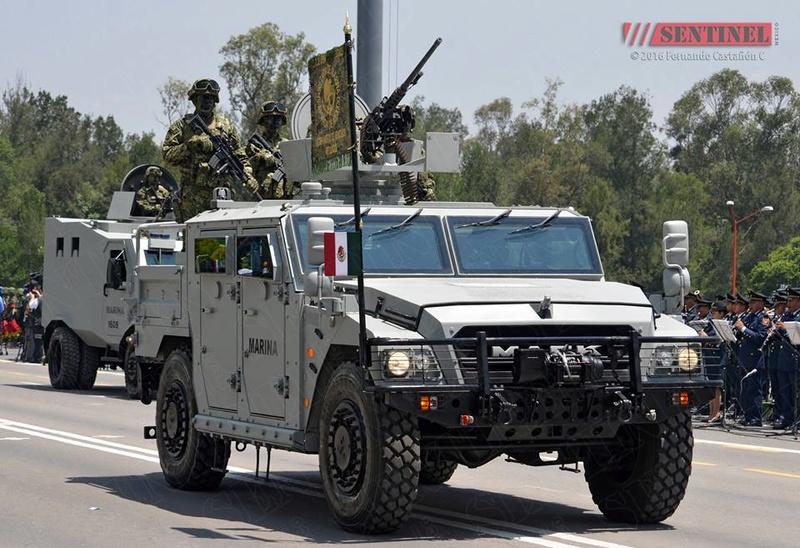 Armée Mexicaine / Mexican Armed Forces / Fuerzas Armadas de Mexico - Page 8 5861