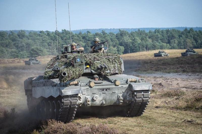 Armée Britannique/British Armed Forces 5870