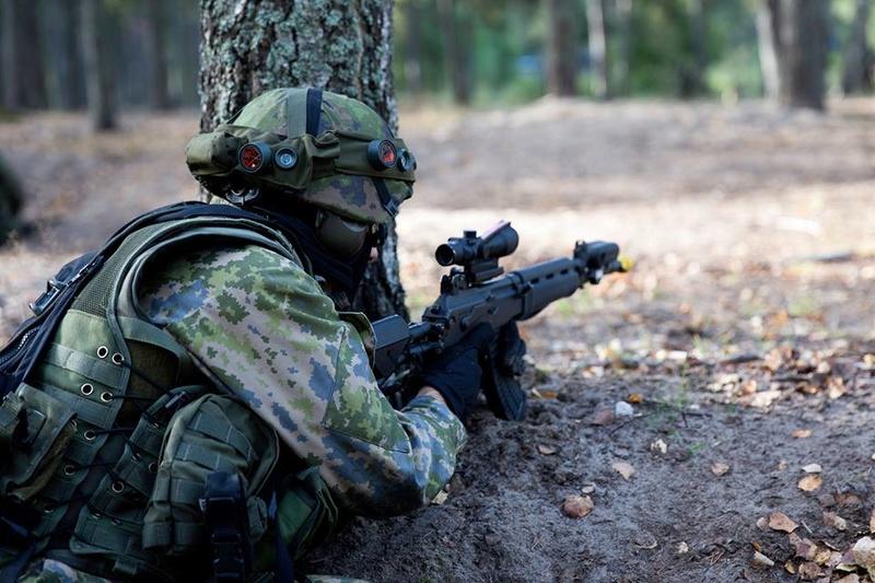 Armée Finlandaise / Finnish Defence Forces / puolustusvoimat - Page 7 5933