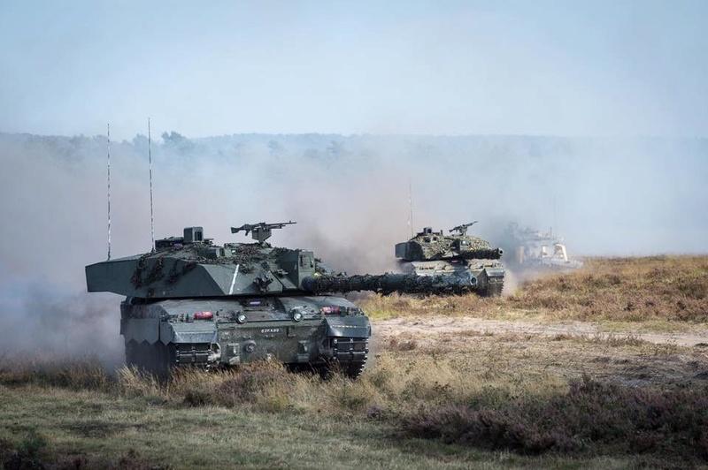 Armée Britannique/British Armed Forces 5957