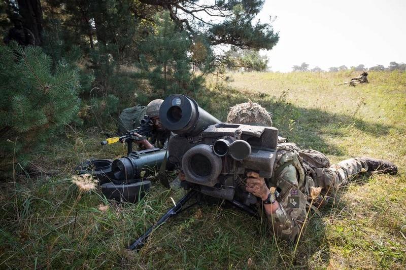 Armée Britannique/British Armed Forces 6134