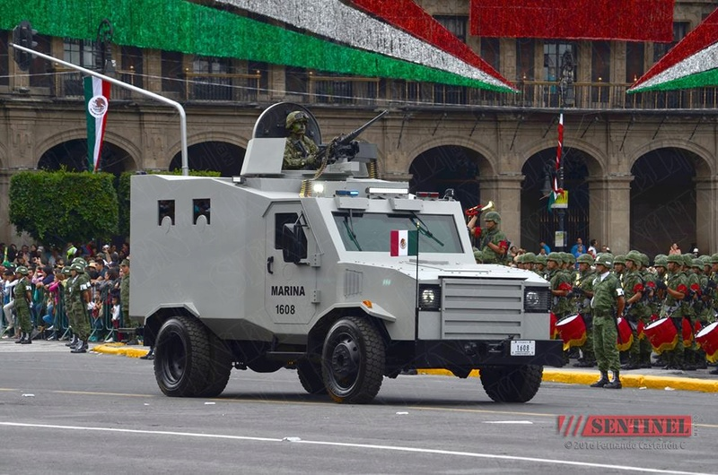 Armée Mexicaine / Mexican Armed Forces / Fuerzas Armadas de Mexico - Page 8 61b41