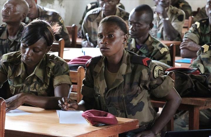 Armées de la République centrafricaine  - Page 2 61b84