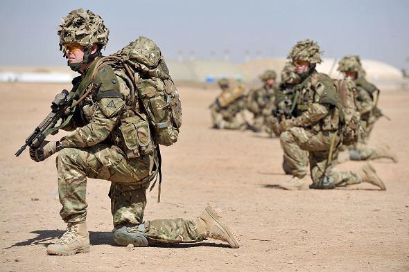 Armée Britannique/British Armed Forces - Page 2 61b91
