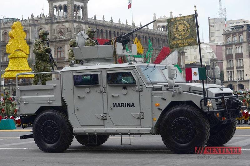 Armée Mexicaine / Mexican Armed Forces / Fuerzas Armadas de Mexico - Page 8 61c32