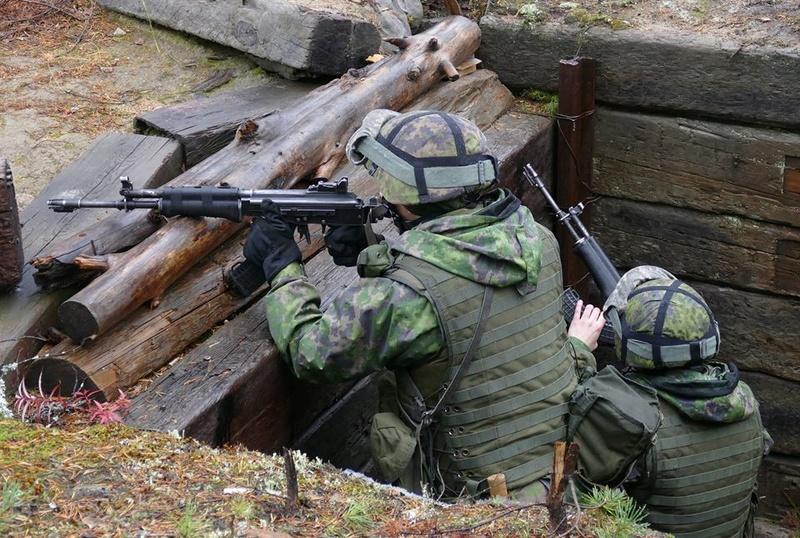 Armée Finlandaise / Finnish Defence Forces / puolustusvoimat - Page 7 61d15
