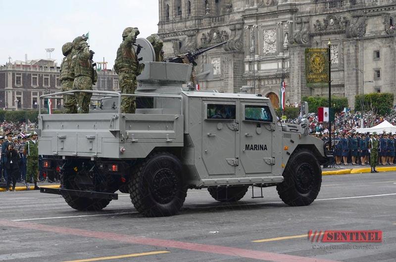 Armée Mexicaine / Mexican Armed Forces / Fuerzas Armadas de Mexico - Page 8 61d22