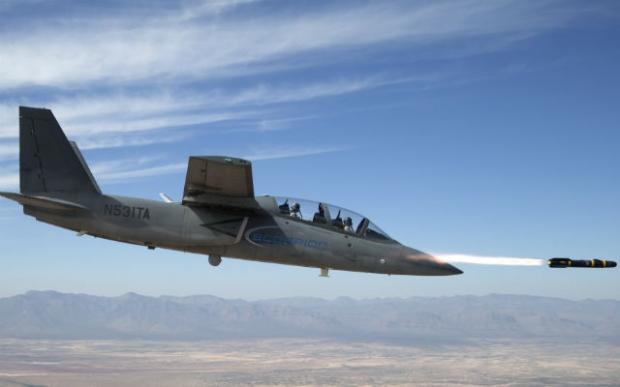 Scorpion ISR/Strike Aircraft 61e113