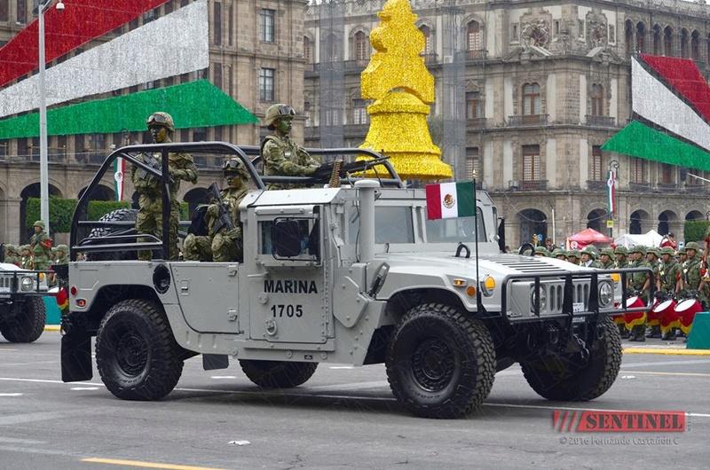 Armée Mexicaine / Mexican Armed Forces / Fuerzas Armadas de Mexico - Page 8 61e17