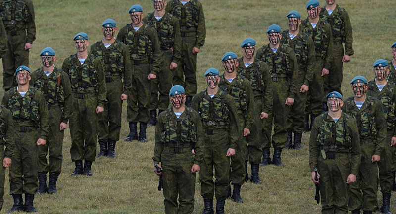 Armée Russe / Armed Forces of the Russian Federation - Page 24 61e84