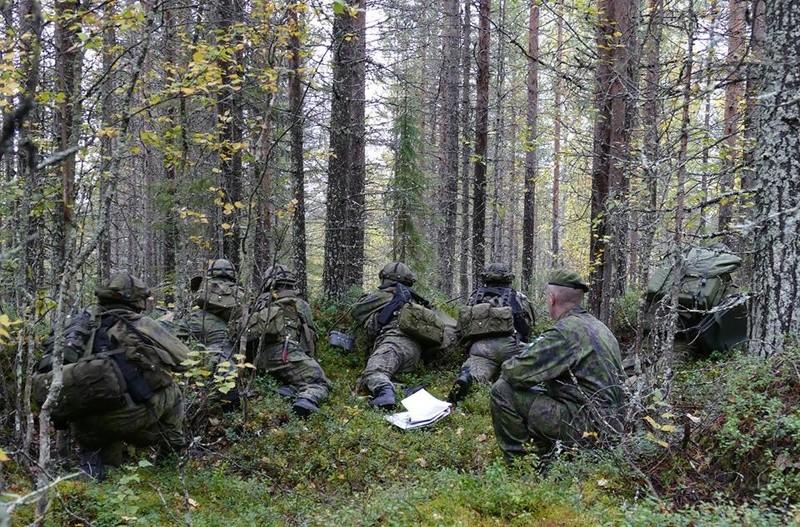 Armée Finlandaise / Finnish Defence Forces / puolustusvoimat - Page 7 61h11