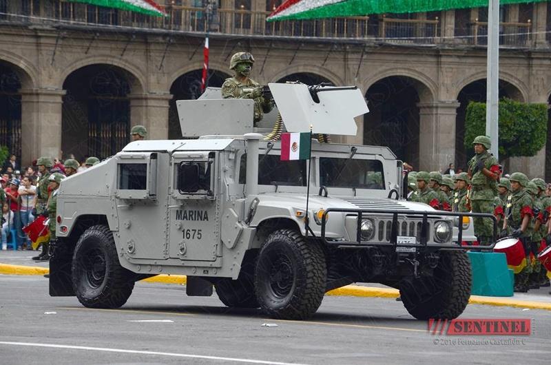 Armée Mexicaine / Mexican Armed Forces / Fuerzas Armadas de Mexico - Page 8 61h16
