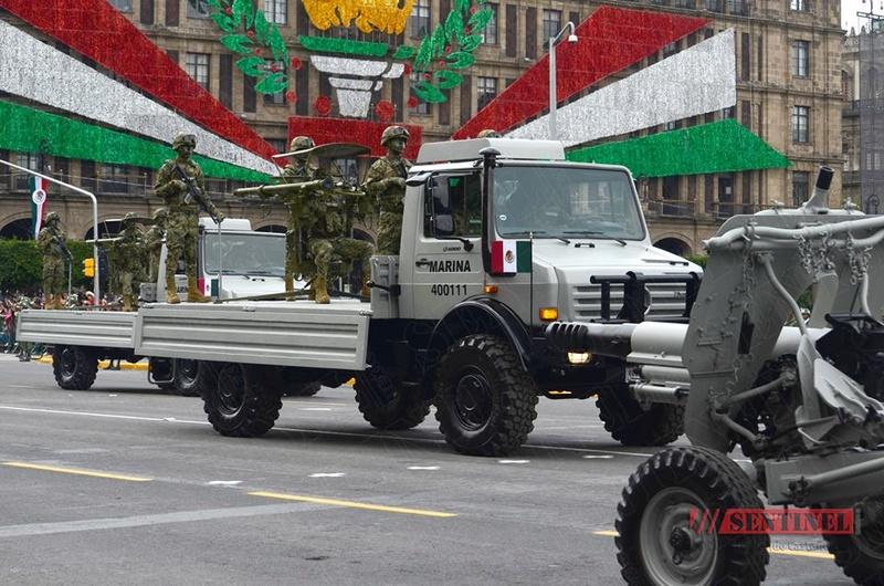 Armée Mexicaine / Mexican Armed Forces / Fuerzas Armadas de Mexico - Page 8 61j16