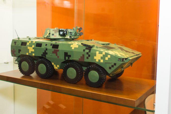 Armored Combat vehicules APC/IFV (blindés..) - Page 3 61j61