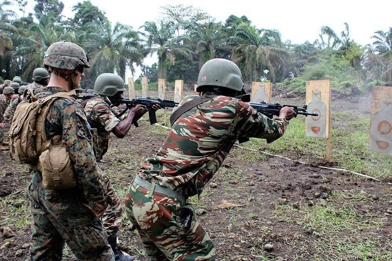 Forces Armées Camerounaises - Page 4 6427