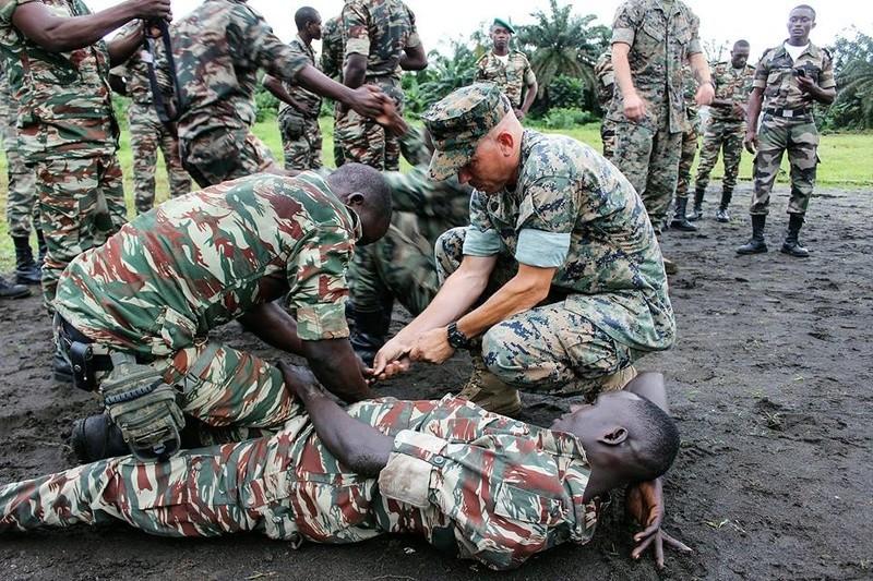 Forces Armées Camerounaises - Page 4 6524