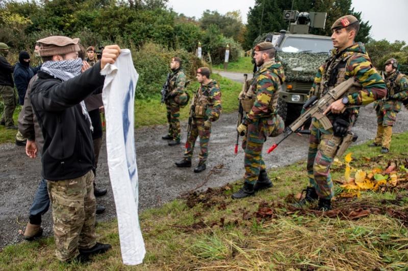 Armée Belge / Defensie van België / Belgian Army  - Page 7 6642