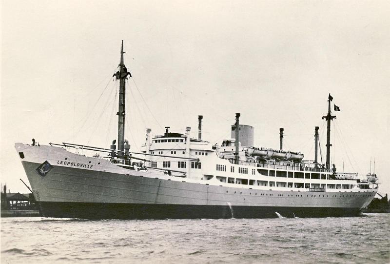SS Leopoldville coulé 000310