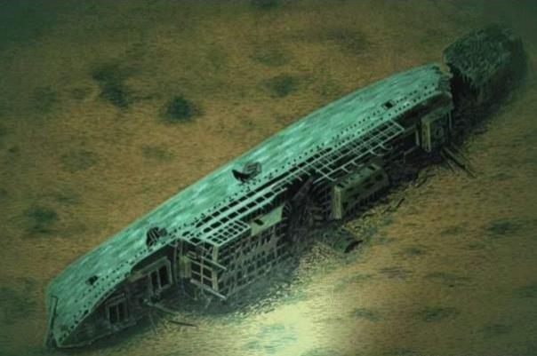 SS Leopoldville coulé 55710