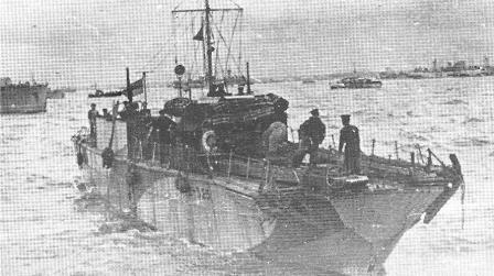 la marine belge et le débarquement en normandie - Page 3 Lci52510
