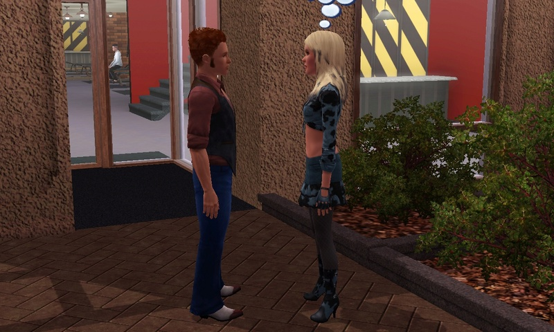 "[Challenge] Teens and Horses ""Sims 3"" Screen23"