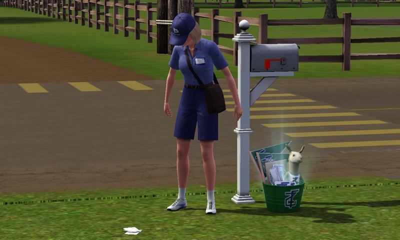 "[Challenge] Teens and Horses ""Sims 3"" Screen31"