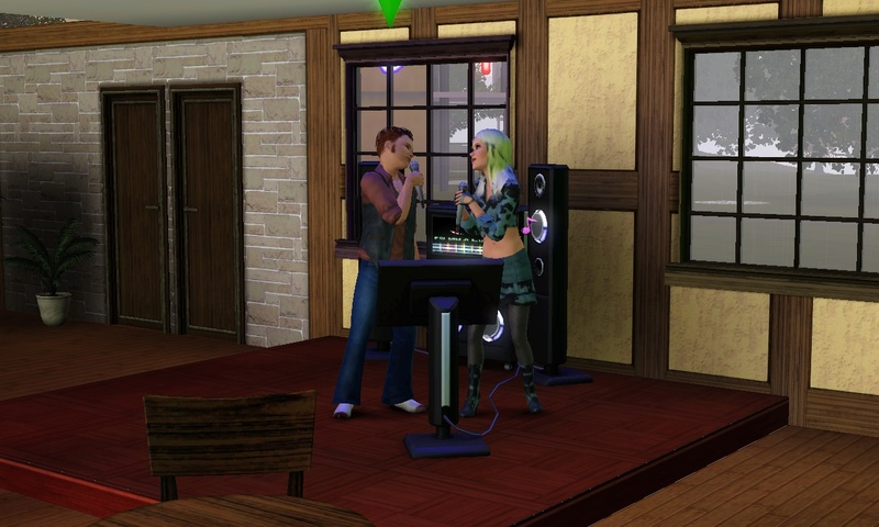 "[Challenge] Teens and Horses ""Sims 3"" Screen32"