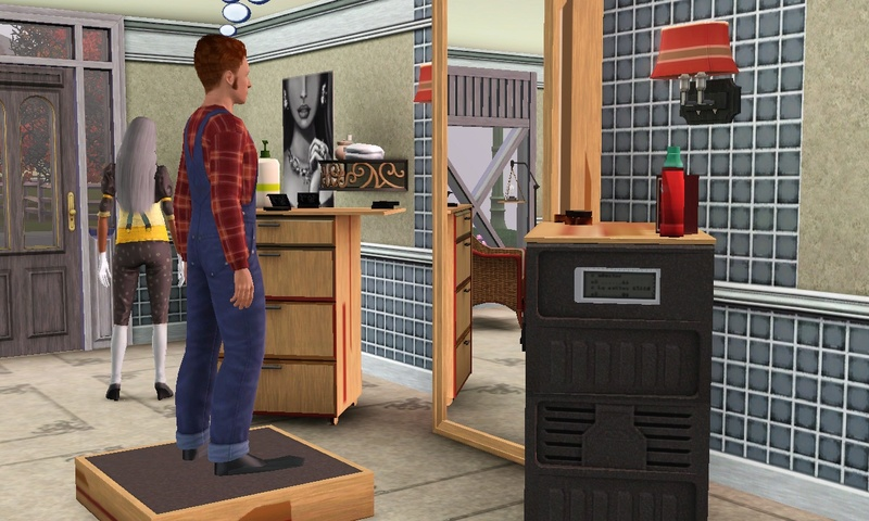 "[Challenge] Teens and Horses ""Sims 3"" Screen35"