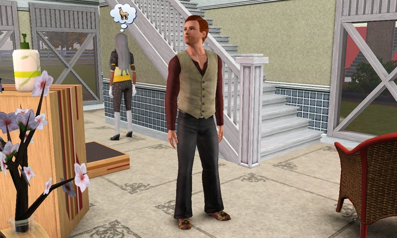 "[Challenge] Teens and Horses ""Sims 3"" Screen37"