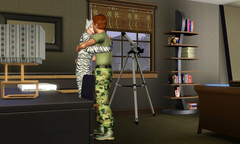 "[Challenge] Teens and Horses ""Sims 3"" Screen38"