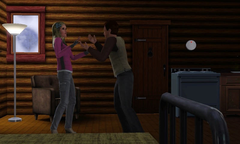 "[Challenge] Teens and Horses ""Sims 3"" Screen47"