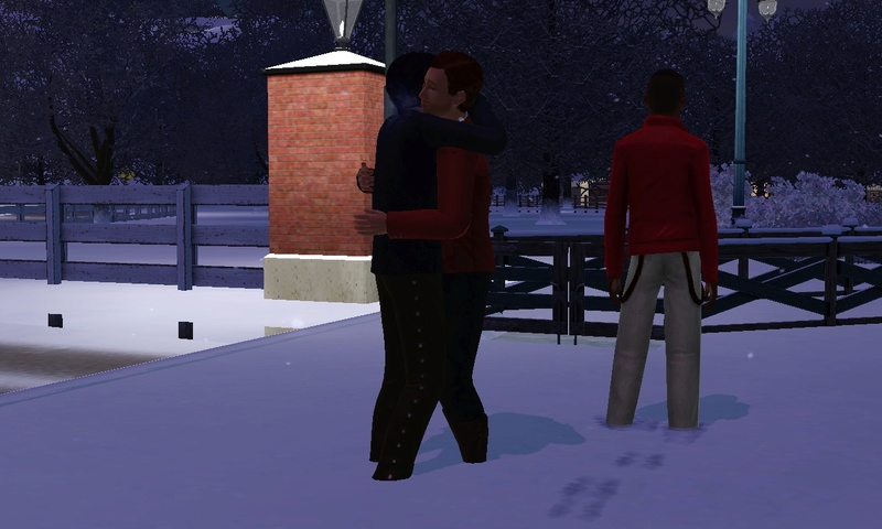"[Challenge] Teens and Horses ""Sims 3"" Screen53"