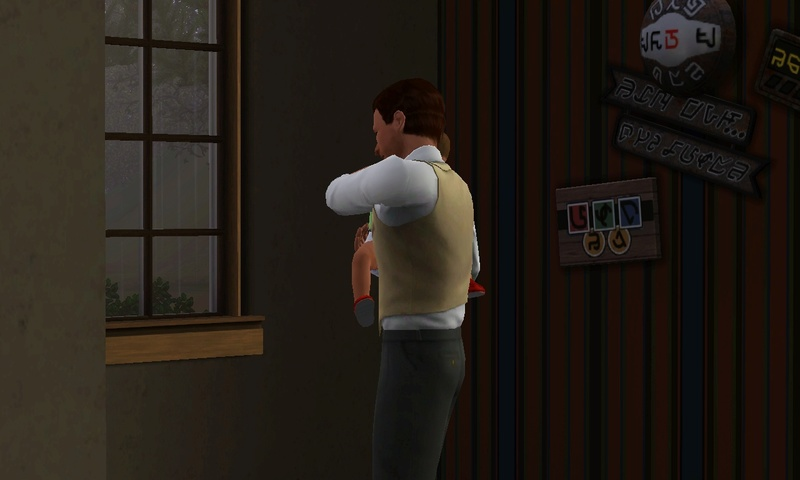 "[Challenge] Teens and Horses ""Sims 3"" Screen68"