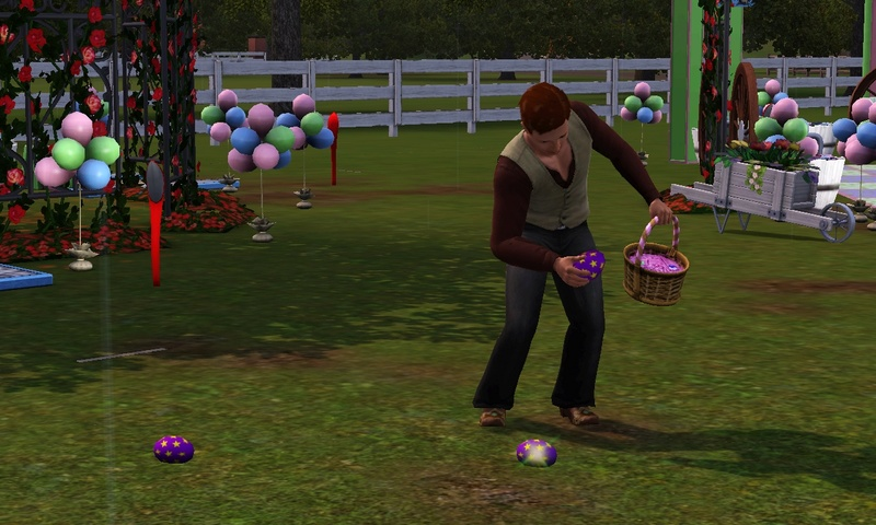 "[Challenge] Teens and Horses ""Sims 3"" Screen75"