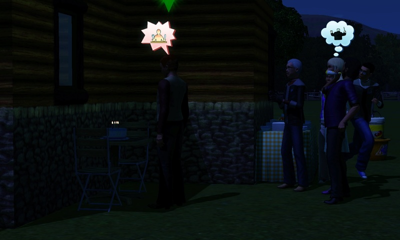 "[Challenge] Teens and Horses ""Sims 3"" Screen76"