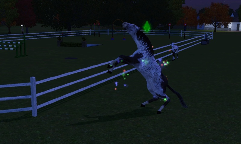 "[Challenge] Teens and Horses ""Sims 3"" Screen81"