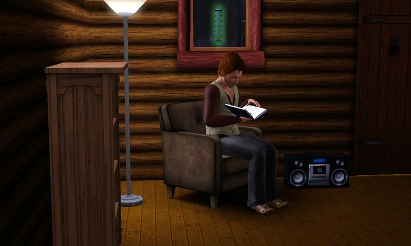 "[Challenge] Teens and Horses ""Sims 3"" Screen89"