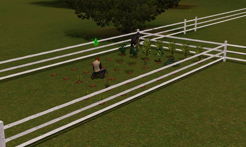 "[Challenge] Teens and Horses ""Sims 3"" Screen90"
