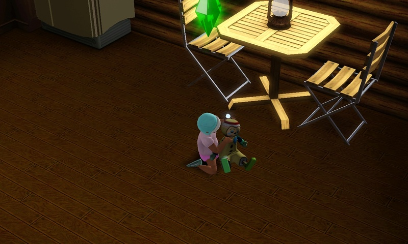 "[Challenge] Teens and Horses ""Sims 3"" Screen92"
