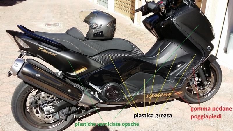 opaca - Protezione e lavaggio plastiche verniciate opache/satinato Tmax_c10